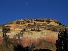 Golden Gate Highlands National Park,  Maluti Mountains, South Africa