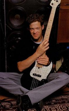 Jason Newsted, former bass player, Metallica, also an awesome painter!