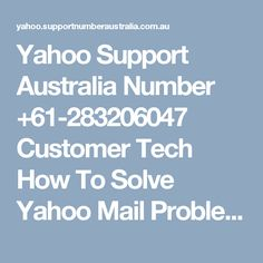 Yahoo Support Australia Number Customer Tech How To Manage Your Cluttered Yahoo Mail Inbox technical support helpline australia Work Today, Tech, Australia, Number, Blog, Website, Detail, Free, Technology