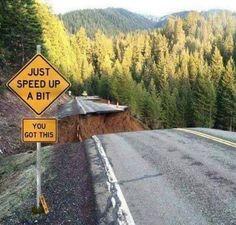 Just Speed Up a Bit