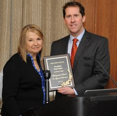 Landmark College President Honored for Distinguished Leadership — Landmark College