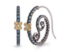 "Barbara Bixby ""Winding Road"" earrings"