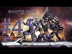 Saints Row 4 ENDING / Let's Play Walkthrough / Grand Finale part 4 #45