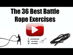 Hate conditioning? Here are 6 muscle-toning, cardio-intensive battle ropes workouts for you to try.