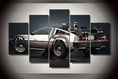 The legendary DeLorean from the Back to the Future-movies.Accessories needed for wall-attachement are provided with all of our canvas-products. The Future Movie, Back To The Future, Summer Sale, Physics, Free Shipping, Cars, Live, Stuff To Buy, Products