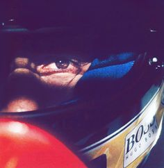 """I am not designed to finish 2nd or 3rd - I am designed to win."" - Ayrton Senna #f1"