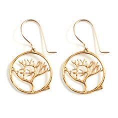 Earrings - Branching Out Earrings - Arhaus Jewels