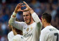 Bale coloca el 2-2 en el marcador del Bernabéu - BeSoccer