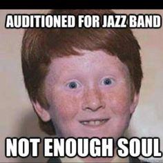 Redhead jokes