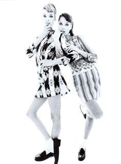 WE ♥ VERSACE- Cindy Crawford, Linda Evangelista, Stephanie Seymour & Christy Turlington for Versace Spring 1994 by Richard Avedon & Steven Meisel. www.imageampilfied.com, Image Amplified2 (2)