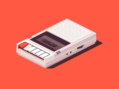 """Check out this @Behance project: """"Recorder"""" https://www.behance.net/gallery/57574709/Recorder"""
