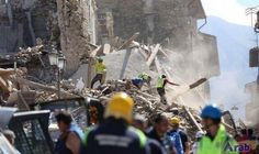 73 confimed dead in central Italy's earthquake