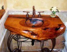 Tung Oil matt - Holz in Küche Bad Bistro wasserfest pflegeleicht
