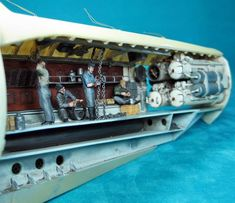 Revell 1/72 scale Type VIIC U-Boat by Frank Dargies: Image