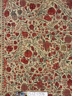 Palampore   V&A Search the Collections