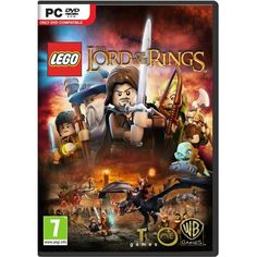 Lego Lord Of The Rings Game PC | http://gamesactions.com shares #new #latest #videogames #games for #pc #psp #ps3 #wii #xbox #nintendo #3ds