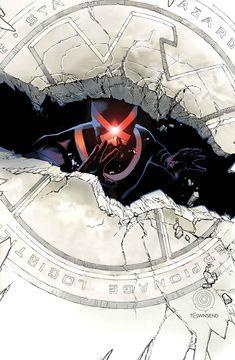 Uncanny X-Men #22 - Cyclops by Chris Bachalo *