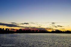 Hamilton Lake Sunset 5773