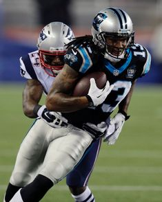 Kelvin Benjamin, Carolina Panthers