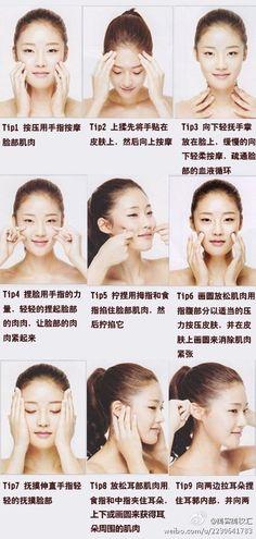 Facial Acupressure ????
