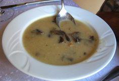 Houbová/Mushroom soup