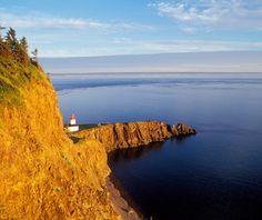 Canada: Ferry ride between St. John in New Brunswick and Digby in Nova Scotia
