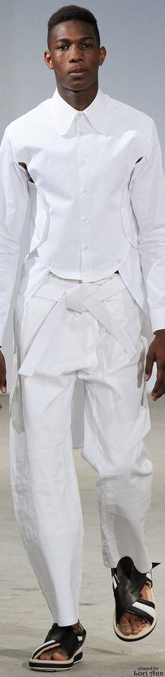 Walter Van Beirendonck Spring 2015 Menswear