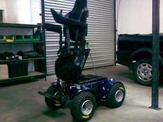 Heading for Namibia Powered Wheelchair, Predator, Lawn Mower, Outdoor Power Equipment, Lawn Edger, Grass Cutter, Garden Tools