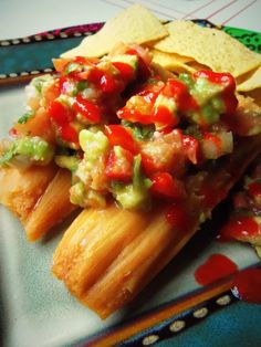 My Family's Chicken Tamales – Hispanic Kitchen