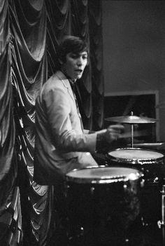 Charlie is now the Stones drummer today in 1963 Billy Preston, Gretsch Drums, Bill Wyman, John Mayall, Rollin Stones, Ronnie Wood, Charlie Watts, Stone World, British Rock
