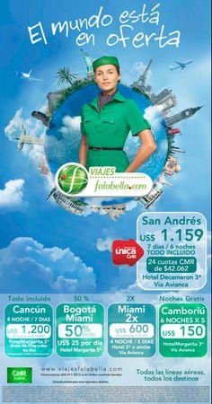 Campaña Viajes Falabella by delfo banchero, via Behance