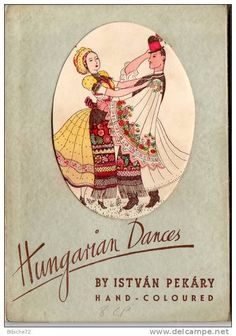pekary istván - Google-Suche Hand Coloring, Paintings, Dance, Cover, Google, Books, Art, Searching, Dancing