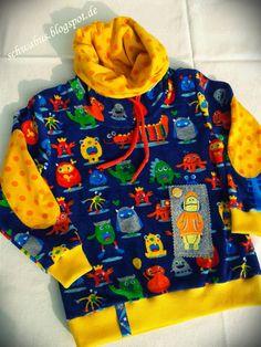 Schnitt #Louis von #kibadoo #frauliebstes stoffe von #dekkers stickdatei #hamburgerliebe #munsters #kunterbunt-design