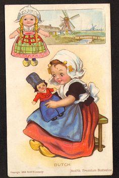 1909 advertising postcard   eBay