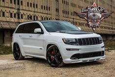CFR Edition' Front Lip Jeep Wk2 2011-2017 SRT8 OnlyOur front lip is completely functional and not just for looks see the pictures below There is only one visible seam that can not be avoided on this 7pc. mold and that is pretty r...