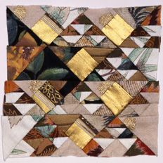 The quilts of Yoshiko Jinzenji.