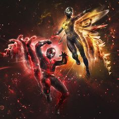 So I finally saw Ant-Man And The Wasp and I really enjoyed it! I didn't enjoy it as much as the first film but it came close. Now just 7 months to wait until Captain Marvel! Ms Marvel, Vespa Marvel, Marvel Comics, Marvel Heroes, Marvel Characters, Marvel Avengers, Avengers Women, Mundo Marvel, Captain Marvel