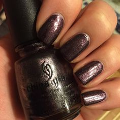 China Glaze Autumn Nights – Rendezvous With You (81351)