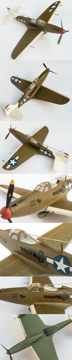 P-39 Aircobra by Korhan AKBAYTOGAN