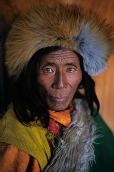 Lhasa, Tibet ~ Steve McCurry, Photographer | Purely Inspiration