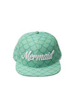 "Cake x DB's ""Mermaid"" snapback will be on sale... | Disney Bound"