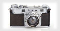 Para los amantes de las cámaras, la Nikon más antigua que se conoce