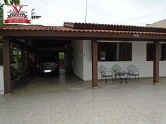 Casa na praia com terreno à venda, Gaivotas, Matinhos - 400metros do mar