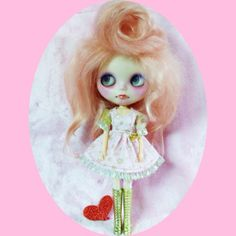 Blythe Dress Love Is in The Air The V Neck Option by Shopangelyim, $36.00