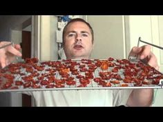 How to dry tomatoes in the oven to preserve with or without olive oil