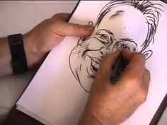How To Draw Caricatures -Graeme Biddle