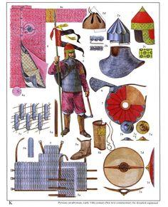 medieval warrior 3 by byzantinum on DeviantArt