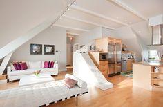 Vue panoramique sur Stockholm | PLANETE DECO a homes world