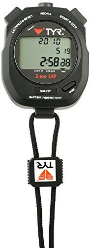 TYR Z100 Stopwatch *** To view further for this item, visit the image link.