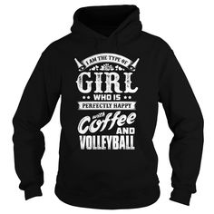 Happy with coffee and Volleyball - 0416